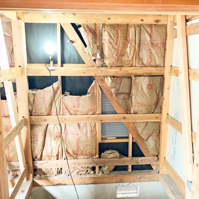 耐震補強工事。今の住まいをもっと安心できる住まいへリノベーション!